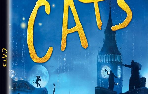 CATS 2019 Blu ray artwork