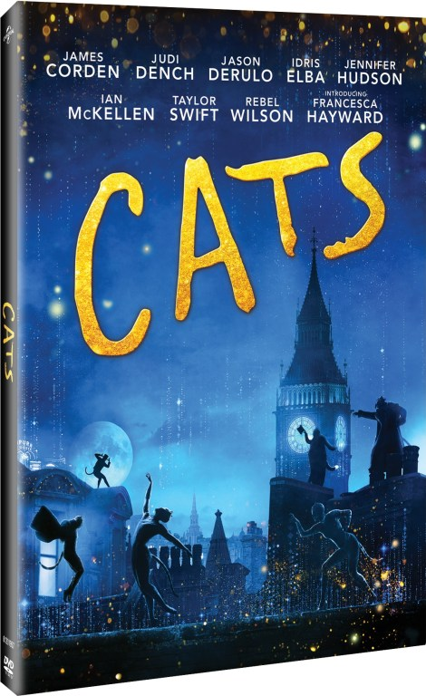 CATS; Arrives on Digital March 17 & On Blu-ray & DVD April 7, 2020 From Universal 4