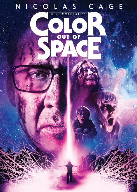 Color Out Of Space; Arrives On 4K Ultra HD, Blu-ray, DVD & Digital February 25, 2020 From RLJE Films 3
