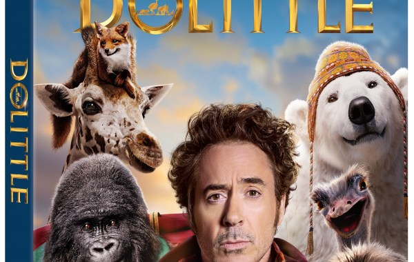 Dolittle; Arrives On Digital March 24 & On 4K Ultra HD, Blu-ray & DVD April 7, 2020 From Universal 22