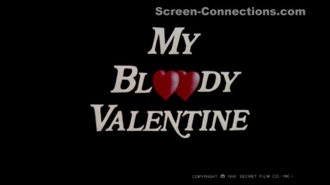 [Blu-Ray Review] My Bloody Valentine: Collector's Edition; Now Available On Blu-ray From Scream Factory 2