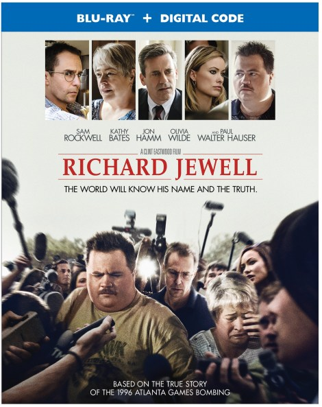 Richard Jewell; The Clint Eastwood Directed Film Arrives On Digital March 3 & On Blu-ray & DVD March 17, 2020 From Warner Bros 1
