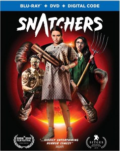 [Blu-Ray Review] Snatchers; Now Available On Blu-ray, DVD & Digital From Warner Bros 1