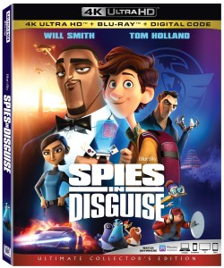 Spies In Disguise; Arrives On 4K Ultra HD, Blu-ray, DVD & Digital March 10, 2020 From Fox 1