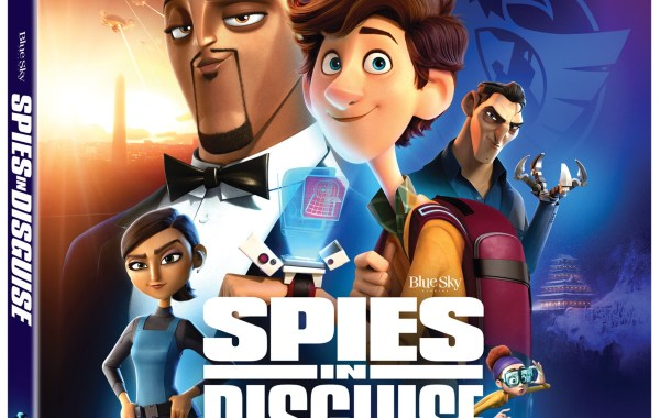Spies In Disguise; Arrives On 4K Ultra HD, Blu-ray, DVD & Digital March 10, 2020 From Fox 8