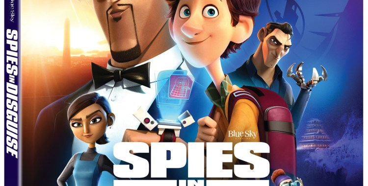 Spies In Disguise; Arrives On 4K Ultra HD, Blu-ray, DVD & Digital March 10, 2020 From Fox 10