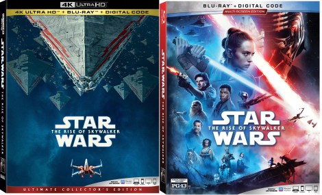 Star Wars: The Rise Of Skywalker; Arrives On Digital March 17 & On 4K Ultra HD, Blu-ray & DVD March 31, 2020 From Lucasfilm 1