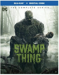 [Blu-Ray Review] Swamp Thing: The Complete Series; Now Available On Blu-ray, DVD & Digital From DC & Warner Bros 1