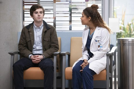 The Good Doctor tv series image