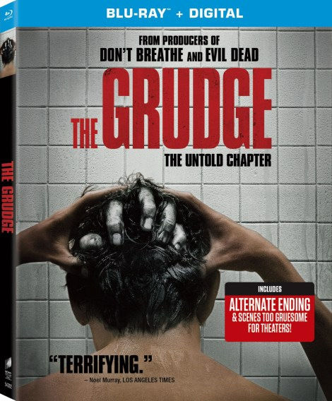 The Grudge; The New Film Arrives On Digital March 10 & On Blu-ray & DVD March 24, 2020 From Sony 4