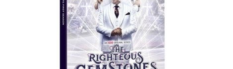 The Righteous Gemstones Season 1 DVD Artwork