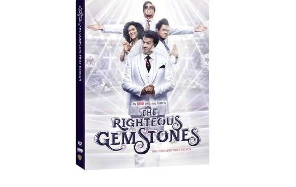 The Righteous Gemstones Season 1 DVD Artwork