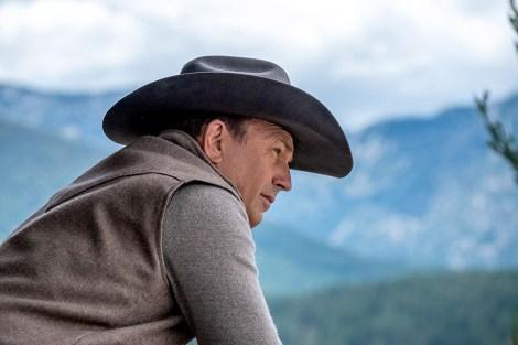 Yellowstone tv series image