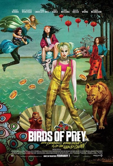 'Birds of Prey and the Fantabulous Emancipation of One Harley Quinn' To Get Early Digital Release From Warner Bros. Next Week! 1