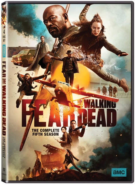Fear The Walking Dead: The Complete Fifth Season; Arrives On Blu-ray & DVD May 19, 2020 From Lionsgate 3