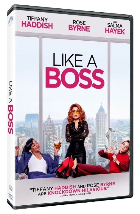 Like A Boss; Arrives On Digital April 7 & On Blu-ray & DVD April 21, 2020 From Paramount 6