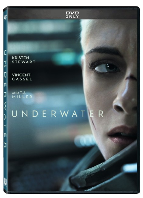 Underwater; Arrives On Blu-ray, DVD & Digital April 14, 2020 From Fox Home Ent. 1