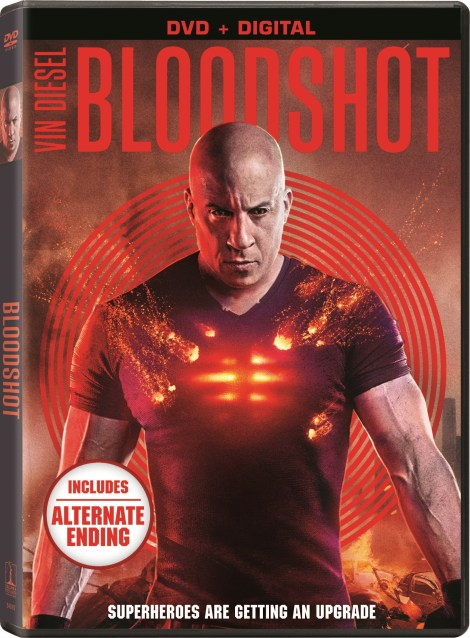 Bloodshot; Arrives On 4K Ultra HD, Blu-ray & DVD May 5, 2020 From Sony 3