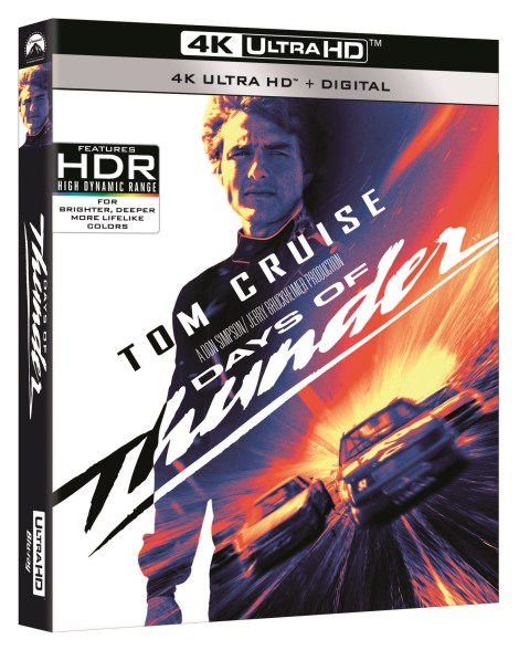 'Top Gun', 'Days Of Thunder' & 'War Of The Worlds'; All 3 Tom Cruise Films Debut On 4K Ultra HD May 19, 2020 From Paramount 4