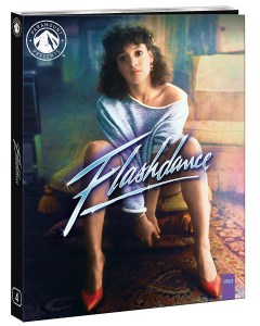 [Blu-Ray Review] Flashdance (1983) (Paramount Presents); Now Available From Paramount 1