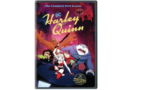 Harley Quinn: The Complete First Season; The Adult Animated Series Arrives On DVD June 2, 2020 From DC & Warner Bros 1