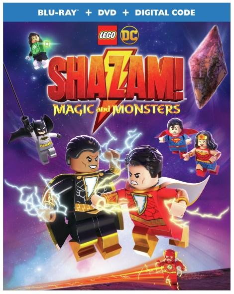 Trailer, Artwork & Details For 'LEGO DC: Shazam! Magic And Monsters'; Arrives On Digital April 28 & On Blu-ray & DVD June 16, 2020 From DC & Warner Bros 2