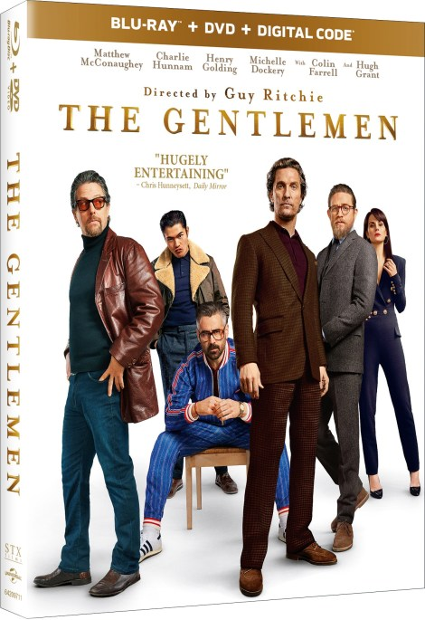 Guy Ritchie's 'The Gentlemen'; Arrives On 4K Ultra HD, Blu-ray & DVD April 21, 2020 From Universal 4