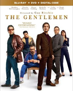 [Blu-Ray Review] The Gentlemen; Now Available On 4K Ultra HD, Blu-ray, DVD & Digital From Universal 1