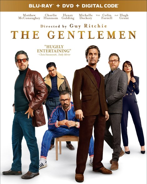 Guy Ritchie's 'The Gentlemen'; Arrives On 4K Ultra HD, Blu-ray & DVD April 21, 2020 From Universal 5