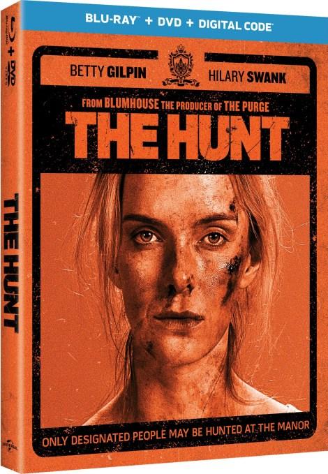The Hunt Blu ray artwork