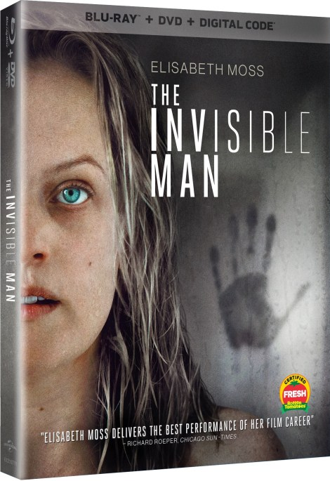 The Invisible Man; Arrives On 4K Ultra HD, Blu-ray & DVD May 26, 2020 From Universal 4