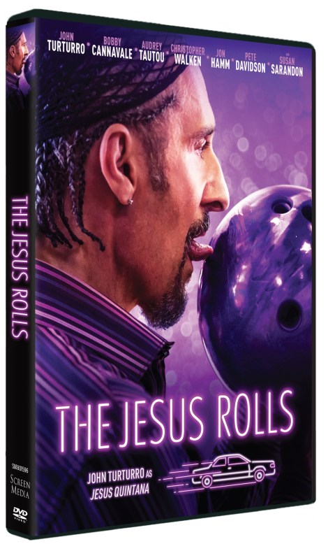 The Jesus Rolls DVD Artwork