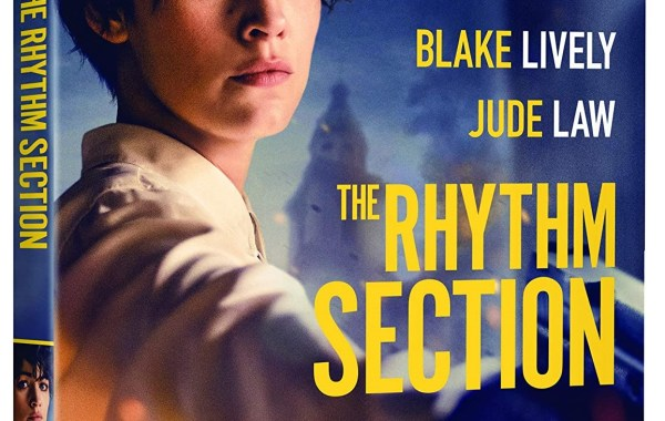 The Rhythm Section Blu ray Giveaway image