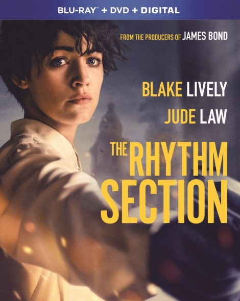 [GIVEAWAY] Win 'The Rhythm Section' On Blu-ray Combo Pack: Available On Blu-ray & DVD April 28, 2020 From Paramount 2