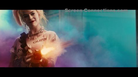 Birds Of Prey: Harley Quinn Blu ray Review image
