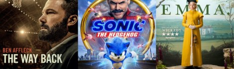 DEG Watched At Home Top 20 List For 05/28/20: Sonic The Hedgehog, The Way Back, Emma & More 46