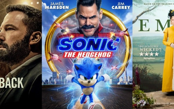 DEG Watched At Home Top 20 List For 05/28/20: Sonic The Hedgehog, The Way Back, Emma & More 27