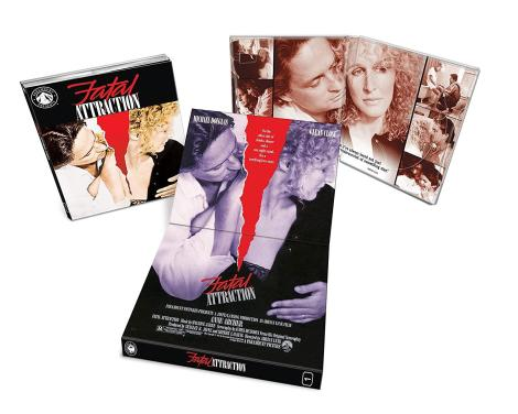 'Fatal Attraction' Paramount Presents Blu ray Review