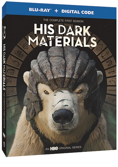 His Dark Materials: The Complete First Season; Arrives On Blu-ray & DVD August 4, 2020 From HBO & Warner Bros 1