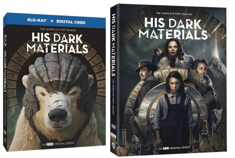 His Dark Materials Season 1 Blu ray and DVD Details, Release Dates and Artwork image