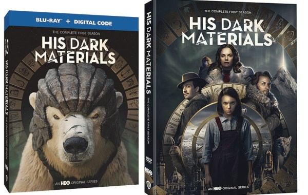 His Dark Materials Blu ray and DVD Details, Release Dates and Artwork image