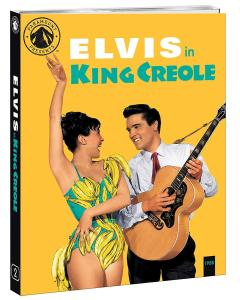 [Blu-Ray Review] King Creole (1958) (Paramount Presents); Now Available From Paramount 1