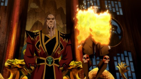 [Movie Review] 'Mortal Kombat Legends: Scorpion's Revenge' Is A Fun, Faithful & Blood-Drenched Animated Ride; Now Available From Warner Bros 4