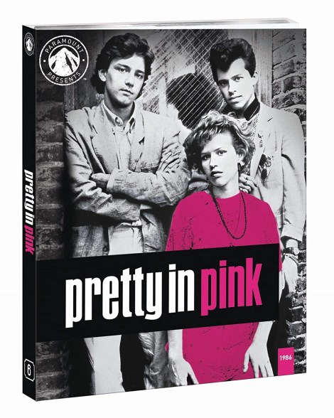 Pretty In Pink; Debuting On Blu-ray As Part Of The Paramount Presents Line June 16, 2020 From Paramount 2