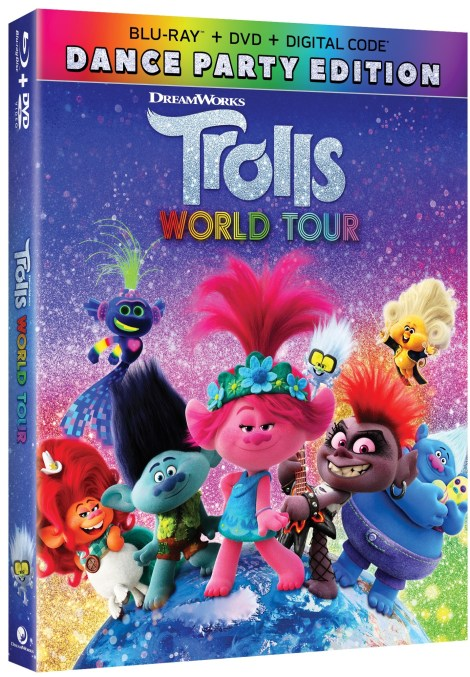 DreamWorks 'Trolls World Tour'; Arrives On 4K Ultra HD, Blu-ray & DVD July 7, 2020 From Universal 5