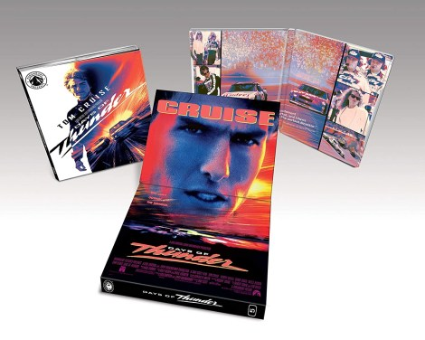 Paramount Presents 'Days of Thunder' Blu ray Review featured image