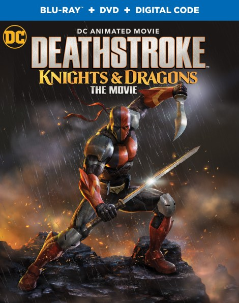 Deathstroke: Knights & Dragons; The Animated Movie Arrives On Digital August 4 & On Blu-ray & DVD August 18, 2020 From DC & Warner Bros 3