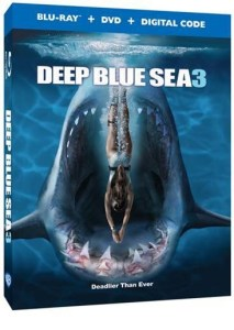Trailer, Artwork & Release Details For 'Deep Blue Sea 3'; Arrives On Digital July 28 & On Blu-ray & DVD August 25, 2020 From Warner Bros 1