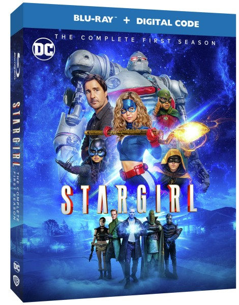 Stargirl Season 1 Blu ray