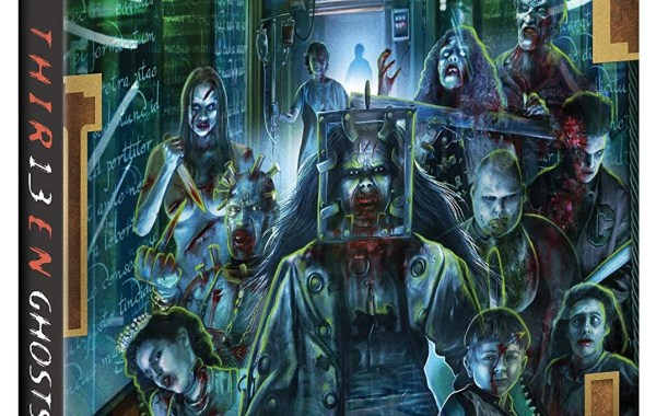 Full Details Revealed For 'Thir13en Ghosts' Collector's Edition; Arrives On Blu-ray July 28, 2020 From Scream Factory 7